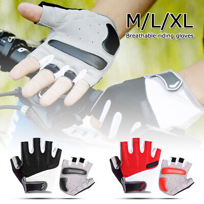 Power Punch Weight lifting Gym Gloves Exercise Body Building Workout Training