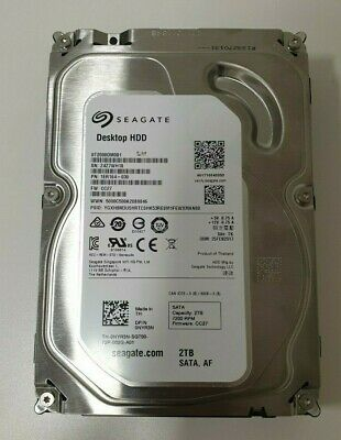 "Seagate 2 TB Internal 3.5"" Hard Drive -ST2000DM001"