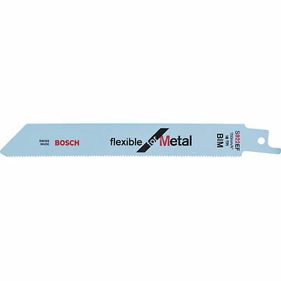 Bosch S922EF Metal Cutting Reciprocating Saw Blades Pack of 100