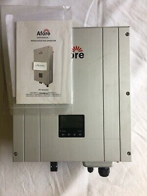 Afore HNS1500TL-1 is 1.6KW Solar PV Inverter Max 1600 Watts