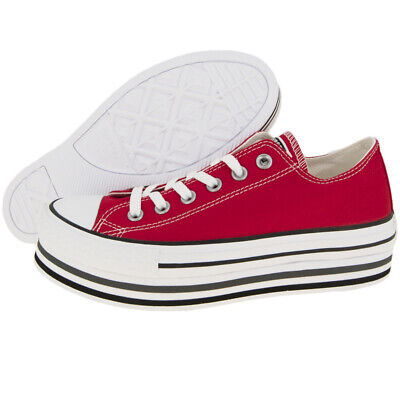 converse all star platform layer ox