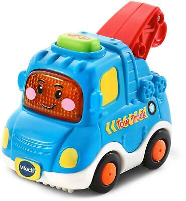 Vtech TOOT-TOOT DRIVERS TOW TRUCK Toys Games Pre-School Young Children BN