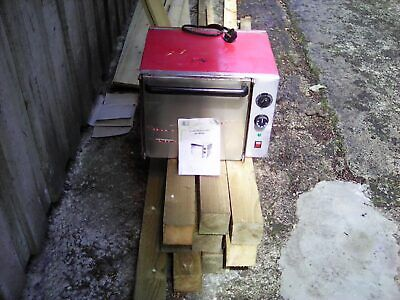 Used Pizza Oven (Electric) in working order - Collection only.