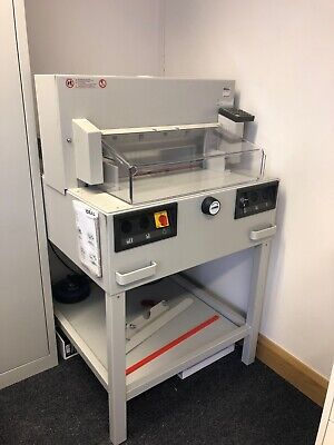 IDEAL 9850-95 Programatic Guillotine - Great Condition