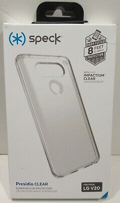 on sale 61a25 d02dd SPECK PRESIDIO CANDYSHELL Clear Slim Hard Shell Snap Cover Case For ...