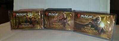 3x Modern Horizons Booster Pack Wrappers | Collectors Item | MTG | Free Ship