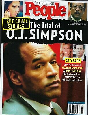People Special The Trial of OJ Simpson
