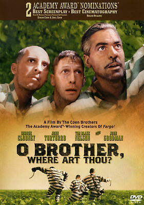 O Brother, Where Art Thou (DVD, 2001, Widescreen) - Disc Only