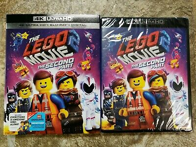 The Lego Movie 2 The Second Part 4k Blu The Lego Movie 2 The