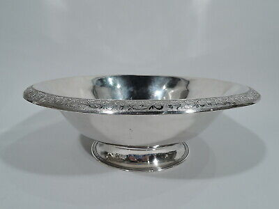 Export Bowl - Antique Asian China Trade - Chinese Silver - C 1900