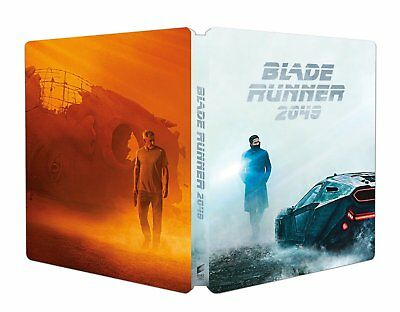 Blade Runner 2049 STEELBOOK 3D +2D * NEW & SEALED *