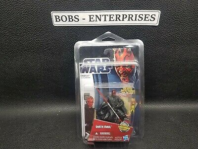 Star Wars Movie Heroes Collection #MH05 Darth Maul mint in a case bw-2