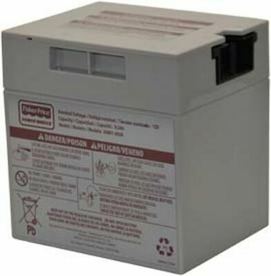 Replacement Battery For Fisher Price Corvette Black Bgw46 12V