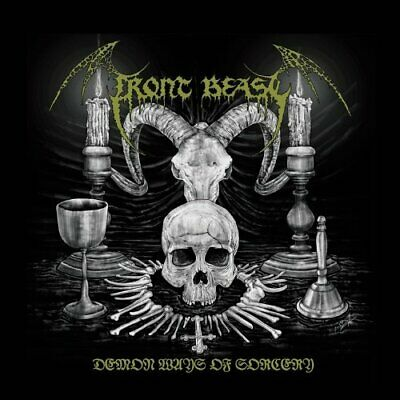 Front Beast - Demon Ways of Sorcery - CD - New