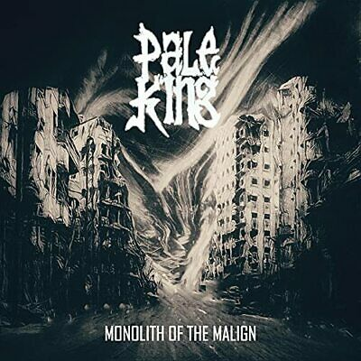 Pale King - Monolith of the Malign - CD - New