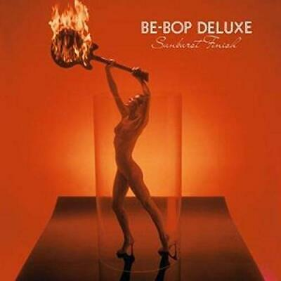 Be Bop Deluxe - Sunburst Finish: 2cd Expanded & Remastered Edition - Double CD -