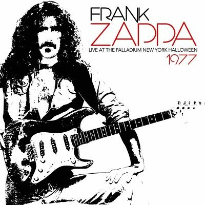 Frank Zappa - Live At the Palladium New York Halloween 1977 - CD - New