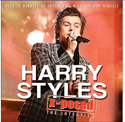 Harry Styles - X-Posed - CD - New