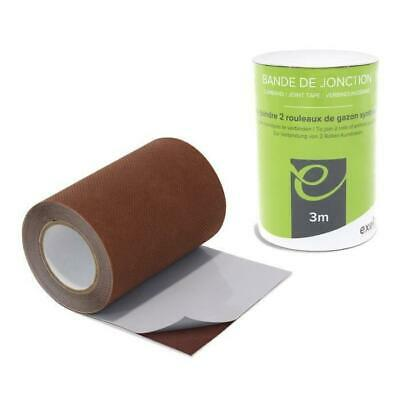 EXELGREEN Gazon synthetique - Bande de jonction preencollee - 3m