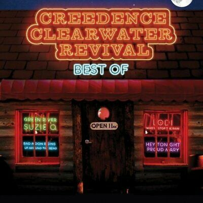 Creedence Clearwater Revival - Creedence Clearwater Revival - Best of - CD - New
