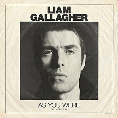 Liam Gallagher - As You Were (Deluxe Edition) - CD - New