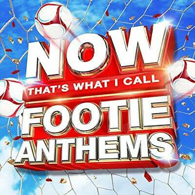 Now That's What I Call Footie - Various Artists - CD - New