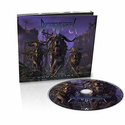 Death Angel - Humanicide (Limited Edition Digipack CD - Inc Bonus Track) - CD -