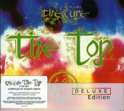Cure - Top - Double CD - New