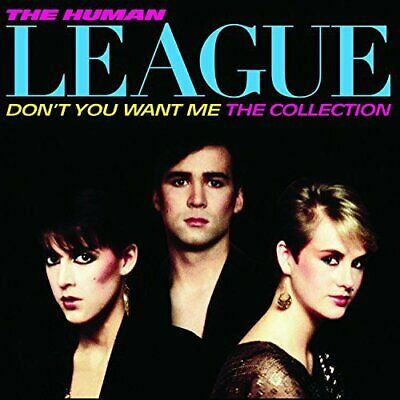 Human League - Human League - Dont You Want Me the Collection - CD - New