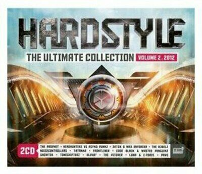 Various Artisits - Hardstyle - the Ultimate Co - Double CD - New