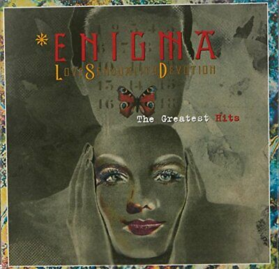 Enigma - Lsd - Love Sensuality Devotion - CD - New