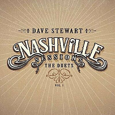 Dave Stewart - Nashville Sessions - the Duets - CD - New