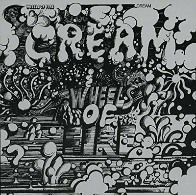 Cream - Wheels of Fire - Double CD - New