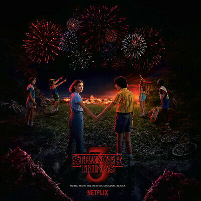 Various Artists - Stranger Things: Soundtrack from the Netflix Original Series,