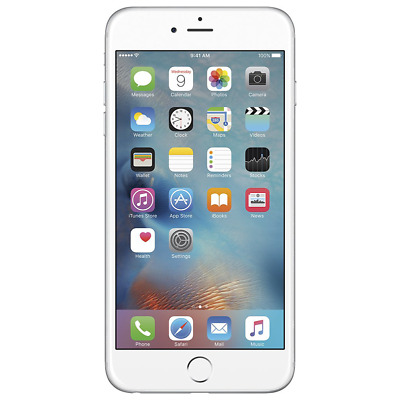 Apple iPhone 6 Plus 16GB Silver Sprint MGCW2LL/A 4G LTE