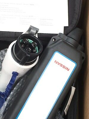 Nissan Leaf Charging Lead 10A - New - Boxed