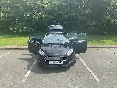 Ford Fiesta Zetec EcoBoost 2017 - excellent condition