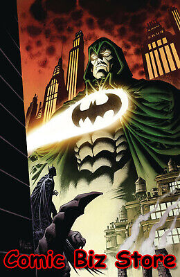 Detective Comics #1006 (2019) 1St Printing Main Cvr Dc Universe Bagged & Boarded