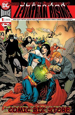 Superman Leviathan Rising Special #1 (2019) 2Nd Printing Paquette Var ($9.99)
