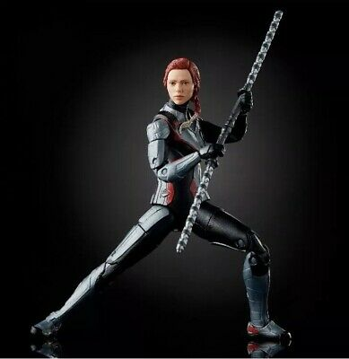 Marvel Legends Avengers Endgame Black Widow From 2 Pack Target Exclusive Loose