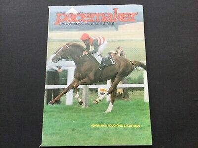 """""""Pacemaker International"""". Magazine.  -  October 1979     160 Pages"""