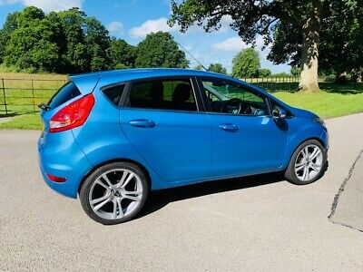 Immaculate, V. Low Mileage Ford Fiesta 1.4 ZETEC