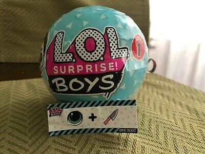 LOL Surprise Doll Smarty Pants Boy Series Authentic Dolls Mostly Sealed