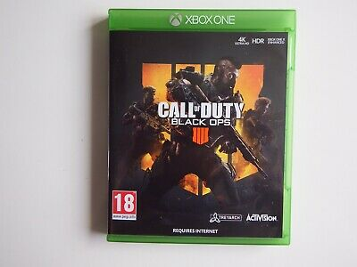 Call of Duty: Black Ops IIII (4) on Xbox One in MINT Cond (Unused 'Add-On'  DLC)