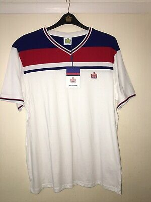 ⭐️ VINTAGE ENGLAND 1982 Spain World Cup Admiral Home FOOTBALL SHIRT LARGE ⭐️new