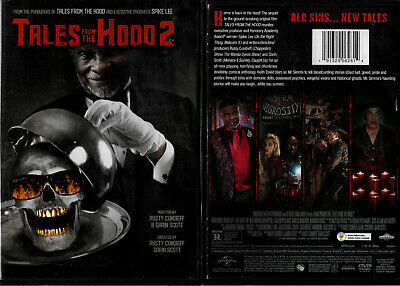 Tales From The Hood 2 (DVD 2018)  Keith David, Bryan Batt, Spike Lee, Horror
