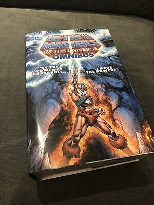 DC MASTERS OF THE UNIVERSE Comic OMNIBUS Graphic Novel