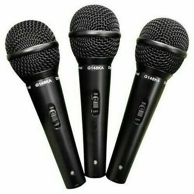 REFURB - SoundLAB Dynamic Professional Vocal Microphone G148KA
