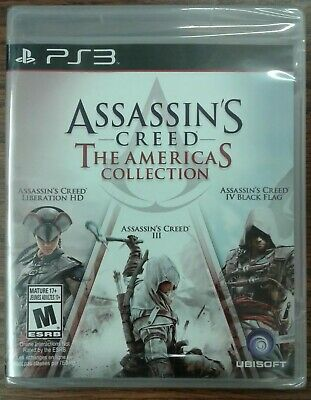 Assassins Creed The Americas Collection Xbox 360 Microsoft