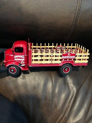 Danbury Mint 1938 Budweiser Delivery Truck  1:24 Scale Diecast